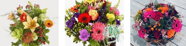 Beterschap wensen - bloemen